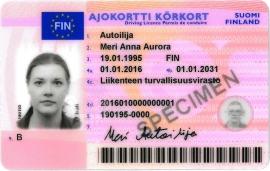 ajokortti ikä