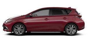 Toyota Auris hybridi / automaattivaihteinen
